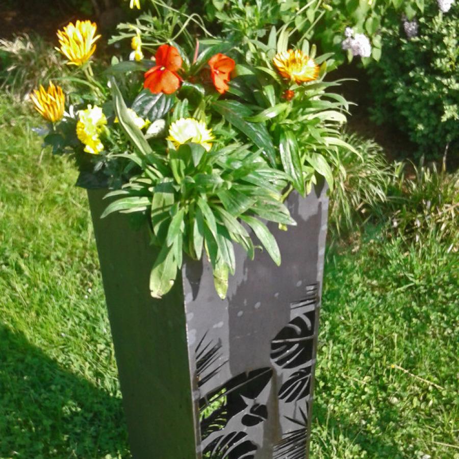 Blumen Edelrost